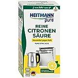 HEITMANN pure Reine Citronensäure