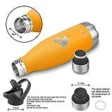 Aorin 750ml Trinkflasche (Orange) - 5